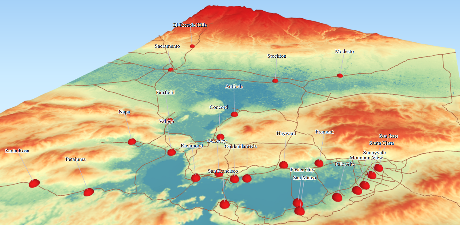 How To Make A 3d Topographic Map.Creating 3d Map In Qgis The Pointscene Diaries Medium