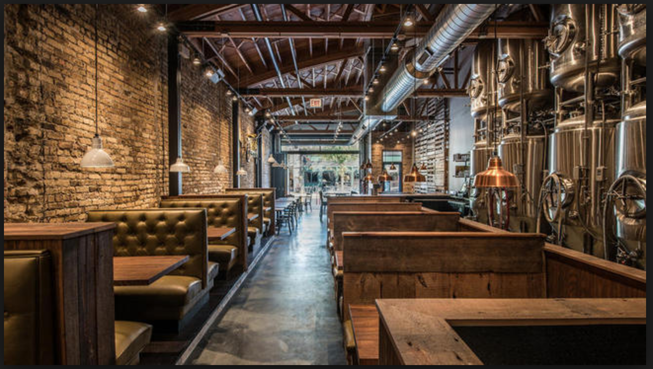 Corridor Brewery Amp Provisions Chicago Ill Beer Menu - 1000×668