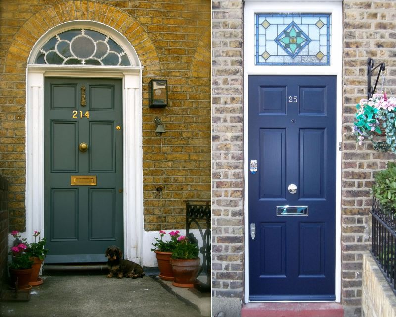 Five stunning ideas for front door design to make your home look ...