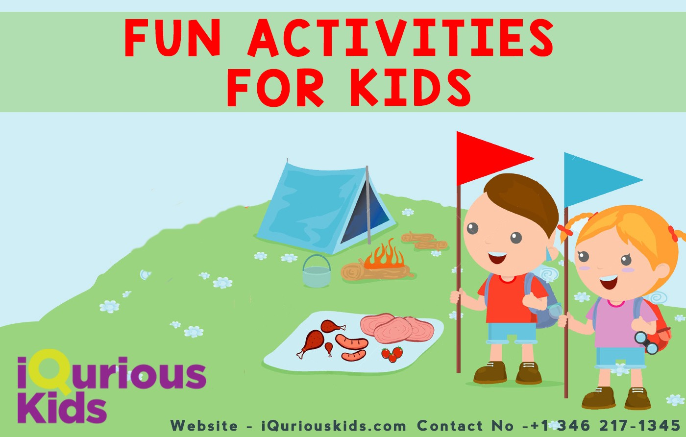 Fun Places For Kids And It S Amazing Benefits In Houston By Iquriouskids