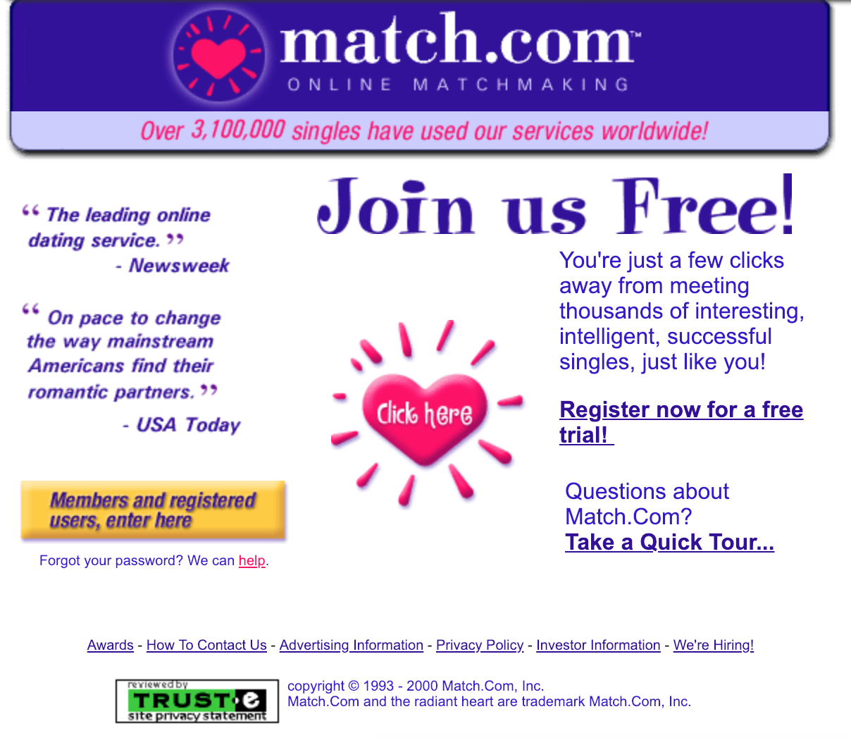 Online dating for ladies