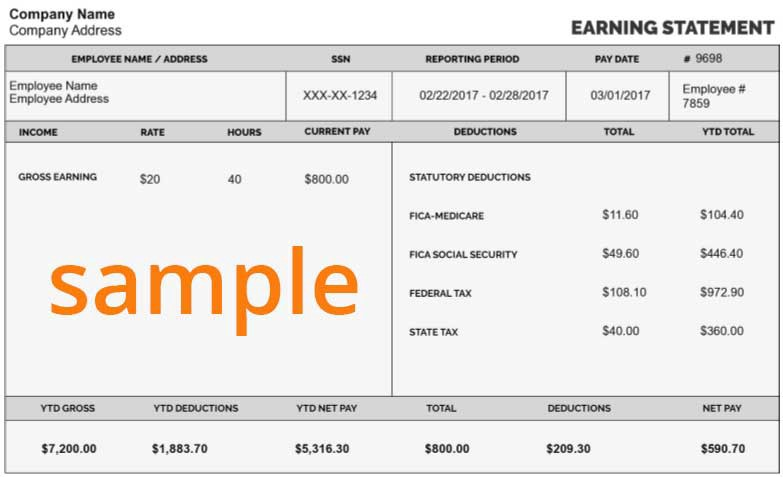 Discussing different paystub templates leslie hope medium you will find a variety of businesses that use such pay stub generator these vary from smaller businesses to large scale industries flashek Choice Image