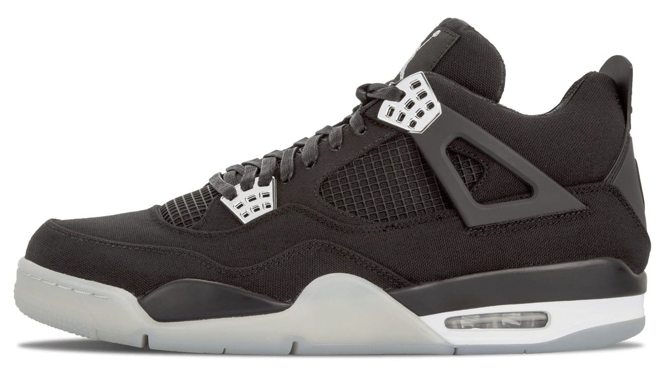 1306b2a923d59a ... of all sneakers are the collaborations the brand did with  multi-multi-platinum rapper Eminem. Pictured here is the 2015  Eminem x Air  Jordan 4