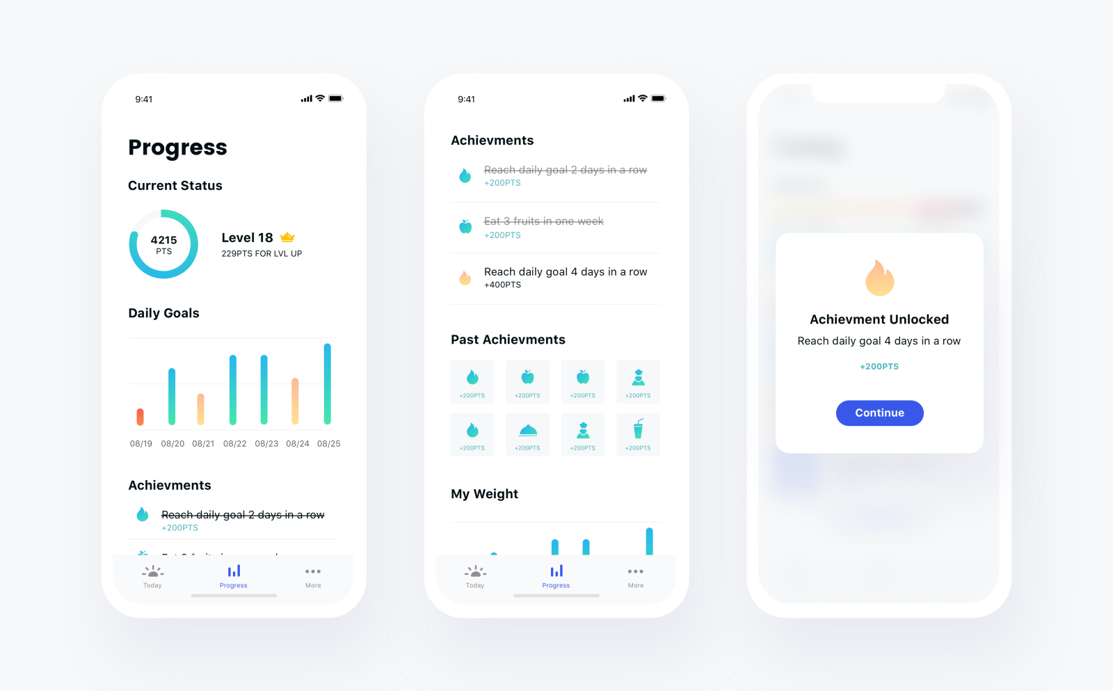 UI/UX Case Study: Nutrition Tracking App – Muzli - Design Inspiration
