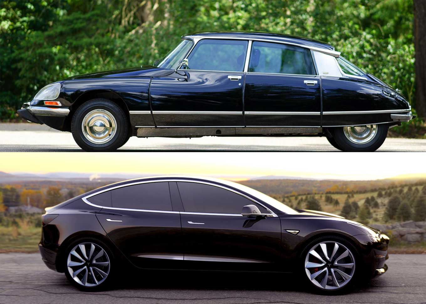 The Tesla Model III Is A Cool Car And Thats Unrelated To The Fact - Cool car features