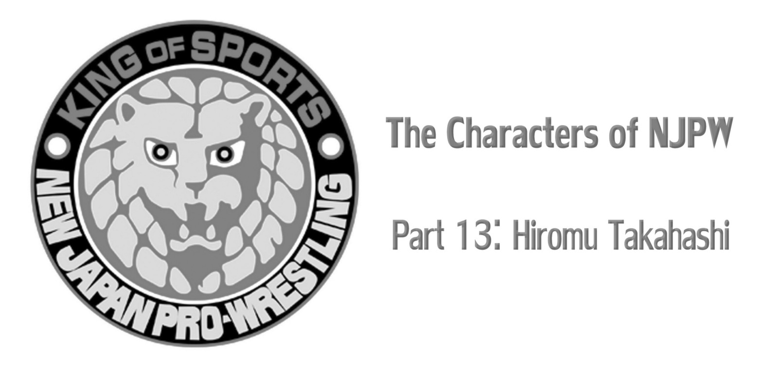 The Characters Of Njpw Part 13 Hiromu Takahashi Guilherme Jaeger