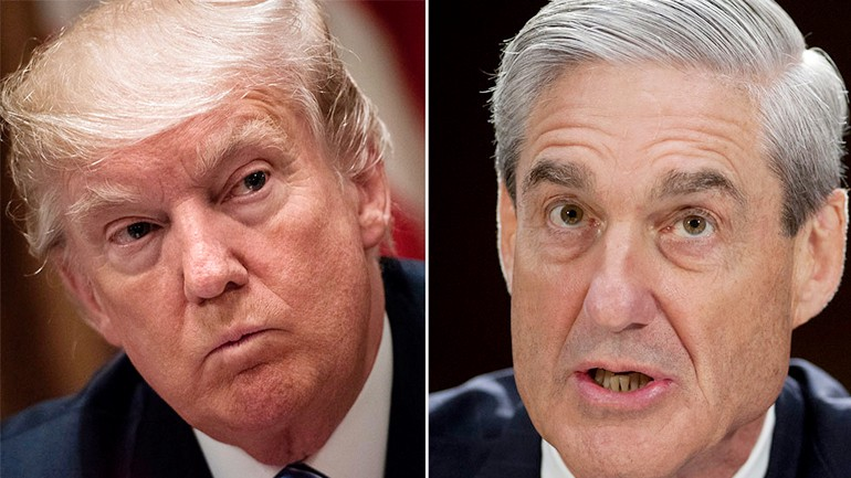 """Mueller On Trump: """"Either He Has Massive Balls Or He's Uncommonly Stupid"""""""