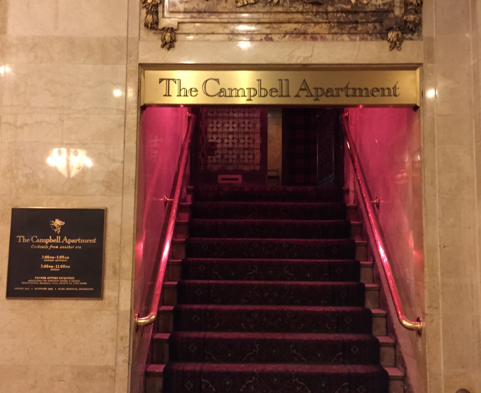 The Campbell Apartment Nyc Explorers Medium