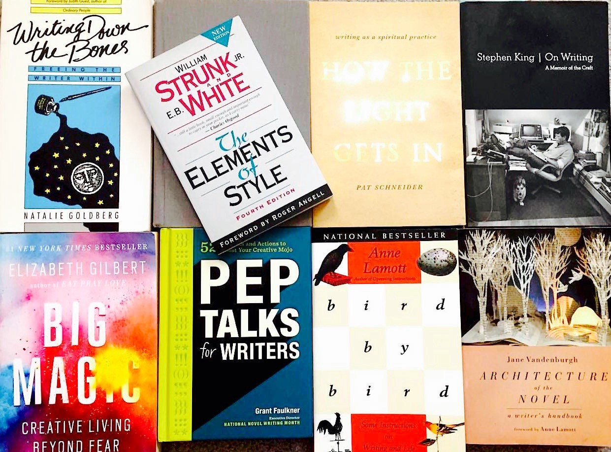 best books for new writers