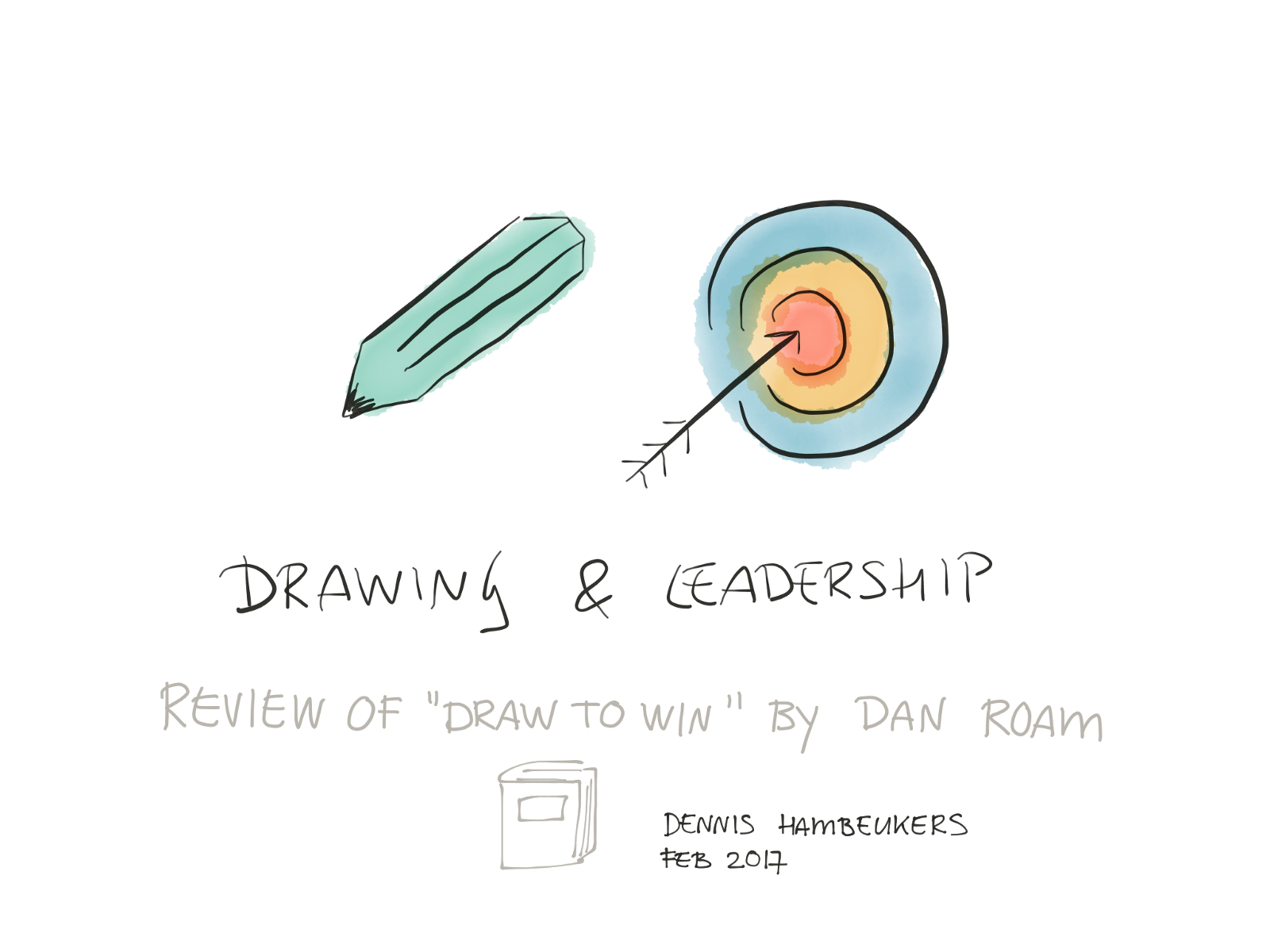 draw to win a crash course on how to lead sell and innovate with