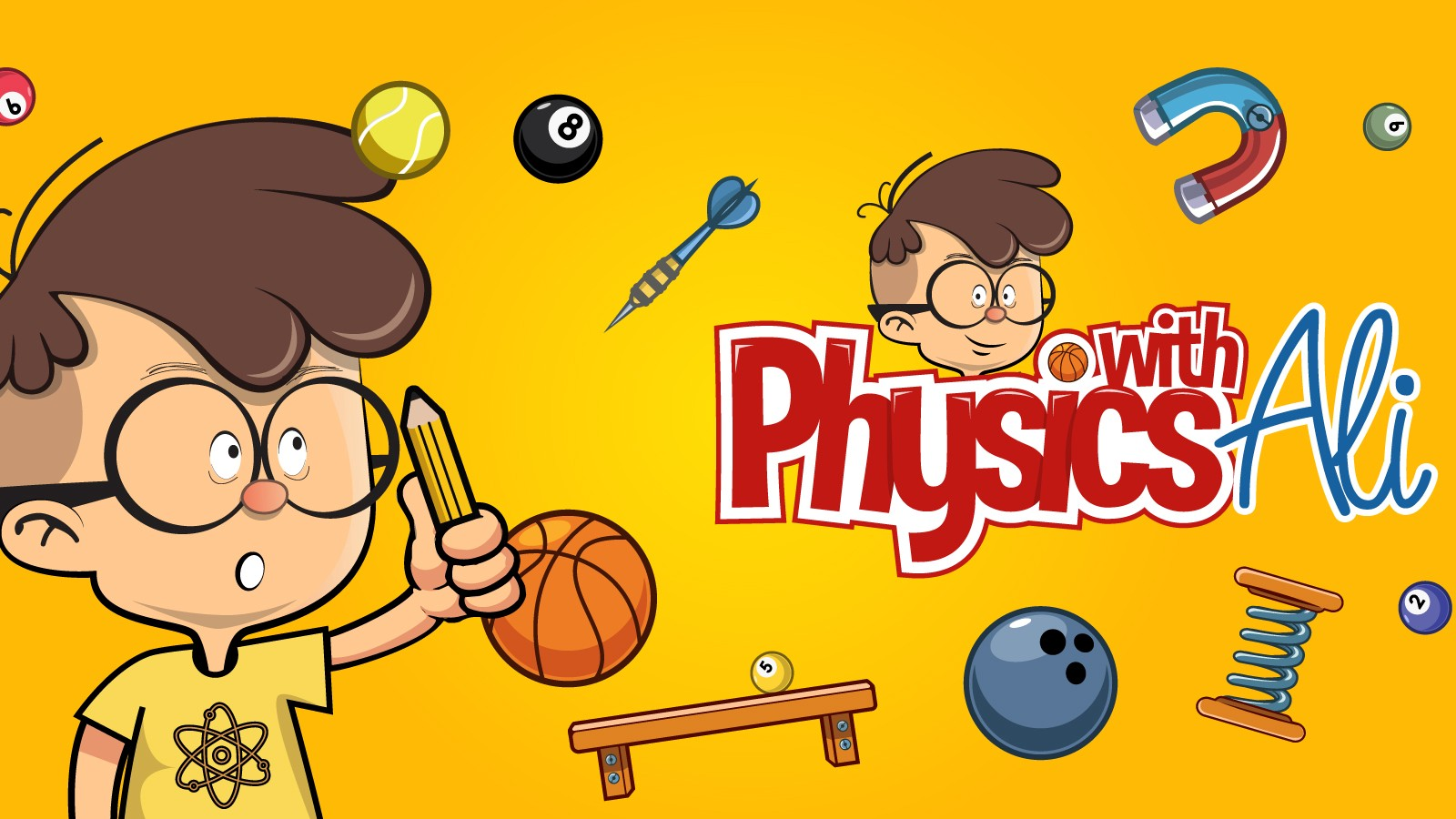 The Physics ith Ali Experiments is new funny physics 2d puzzle game from  the creators of the Quiz of Knowledge game. It contains 64 puzzles to solve  that ...