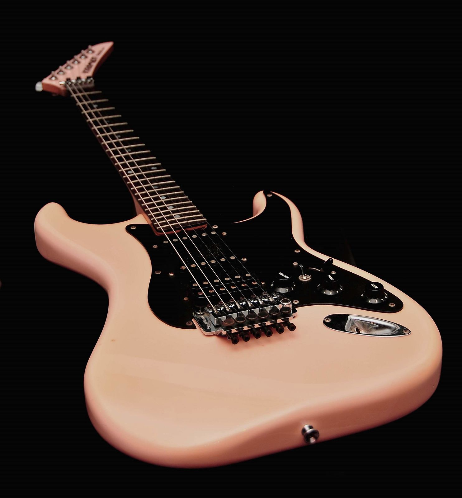 Pink Is The Color Of Love A Guitar Story Matthew Eernisse Medium