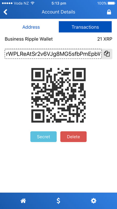 Ripple Coin Transactions How To Get Xrp Address – LOULOU