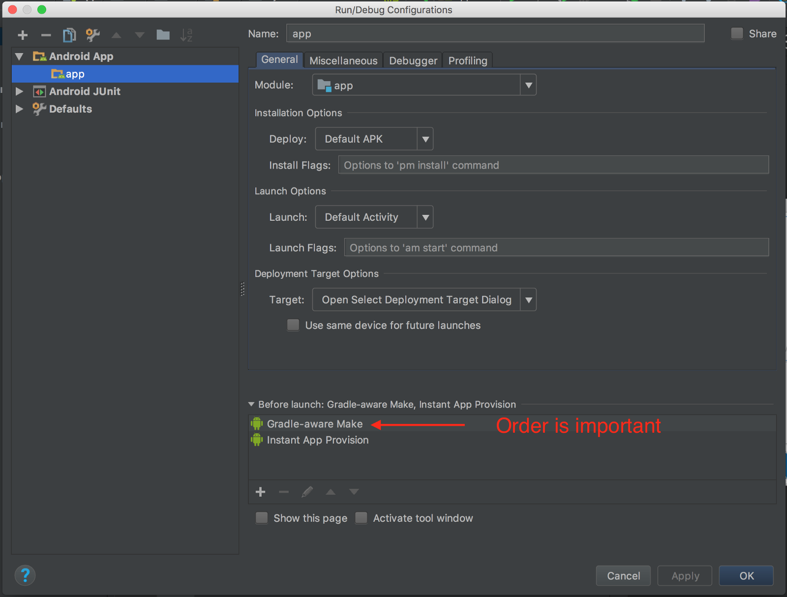 android studio build release apk without signing