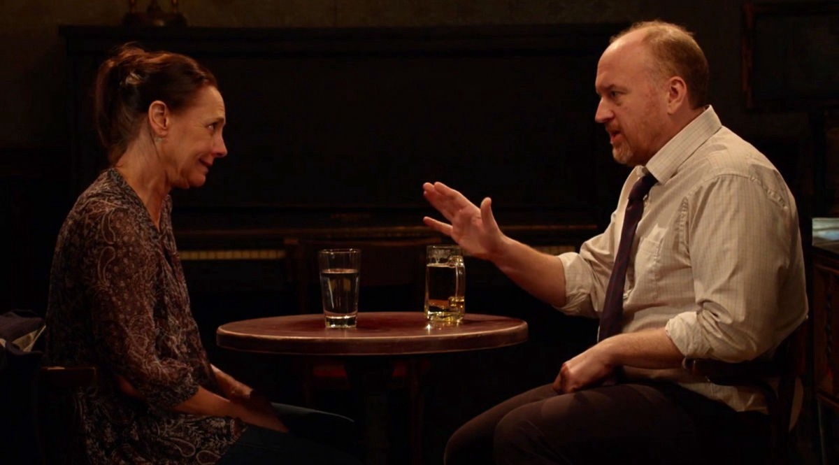 Image result for horace and pete 2016