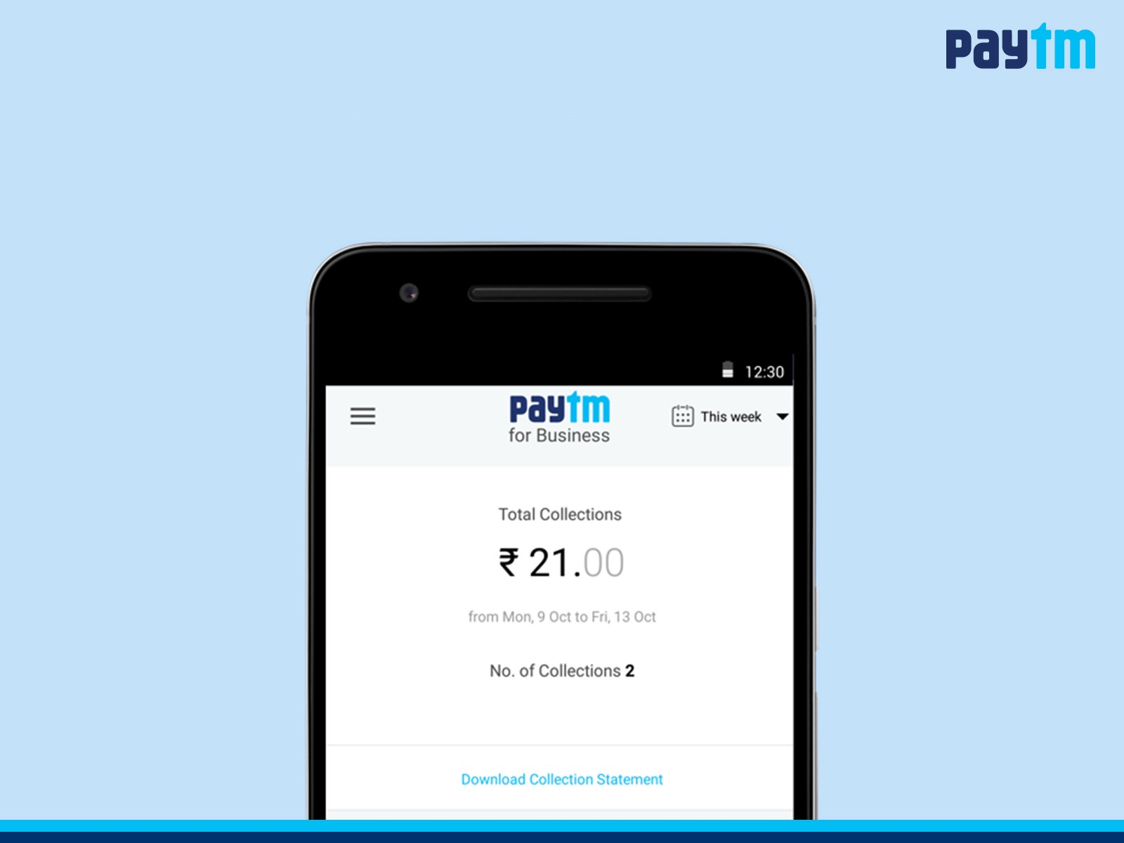 Introducing The Paytm For Business App Paytm Blog