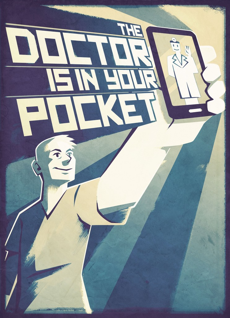 The Bot And The Doctor Must Work Together