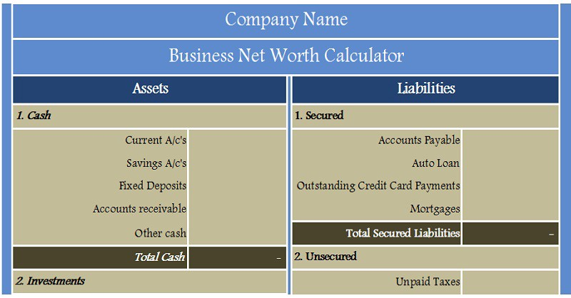 corporate credit analysis template - 11 financial analysis templates in excel by exceldatapro