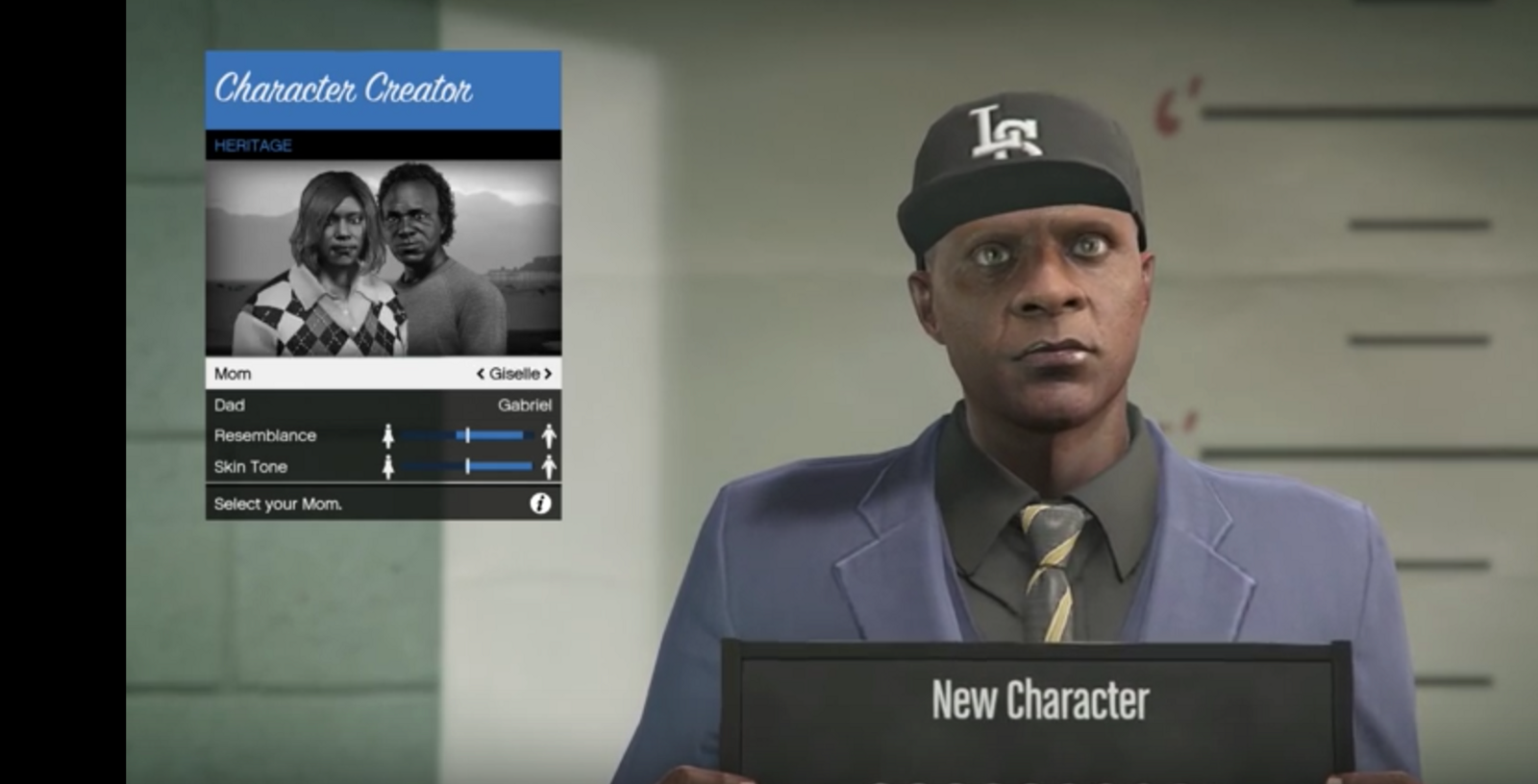 The ux of virtual identity systems ux collective in grand theft auto v online avatars are posing to get their mugshot taken which is a cheeky way to introduce players to the sensibilities of the game voltagebd