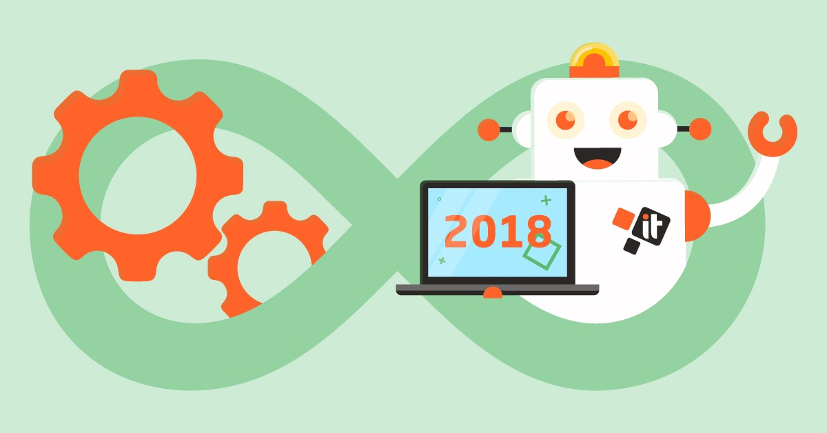 10 disruptive DevOps trends of 2018