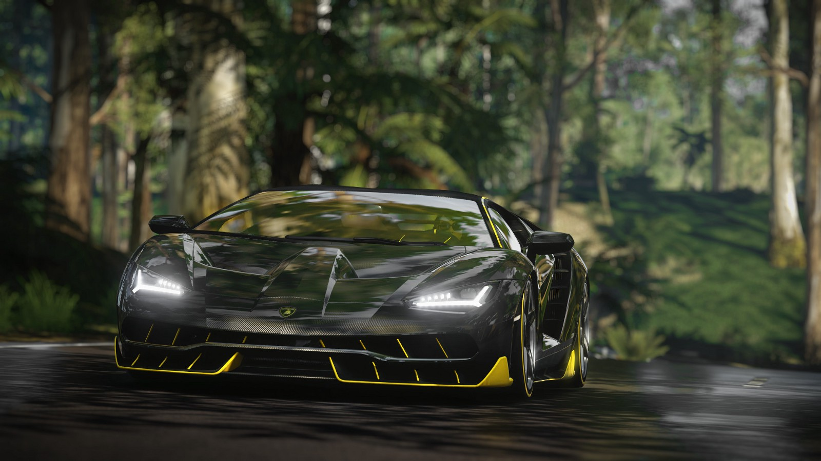 Forza Horizon 3 Is Updated To Suit The New Xbox One X