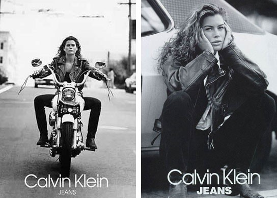 a look into calvin kleins advertisement It doesn't look like raf simons has grown any more optimistic about america since moving stateside to take the creative reins at one of this country's most iconic fashion houses beginning with his first season at calvin klein one year ago, his approach to the runway collections, at least, has been to provide.