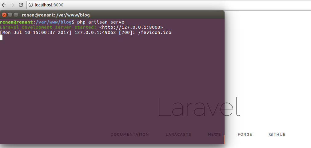 How to install Laravel 5.4 on Ubuntu 16.04 from scratch