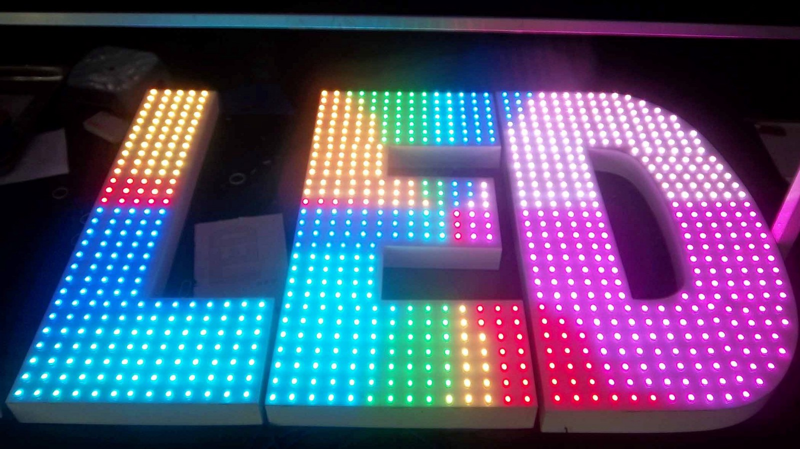 led signs are both an energy and cost efficient way to advertise