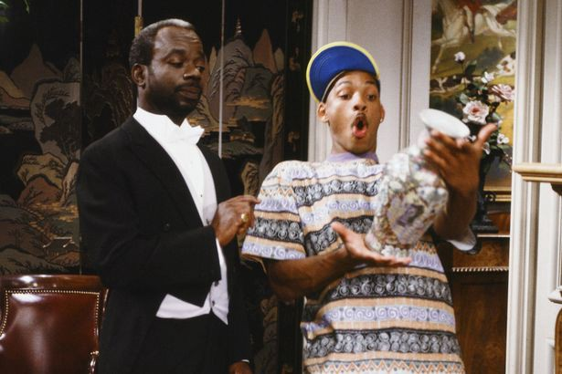 Scene from The Fresh Prince of Bel Air Courtesy Warner Brothers