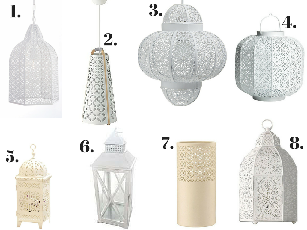 Moroccan inspired lighting Moroccan Style Moroccan Inspired Lighting That You Can Place In Modern Bedroom Or Contemporary Dining Room All At Affordable Prices Found Right Her In The Uk 101buyinfo Modern White Moroccan Lighting You Can Buy Right Here From The Uk