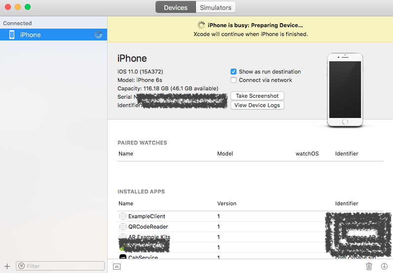how to put ipa files on iphone using itunes