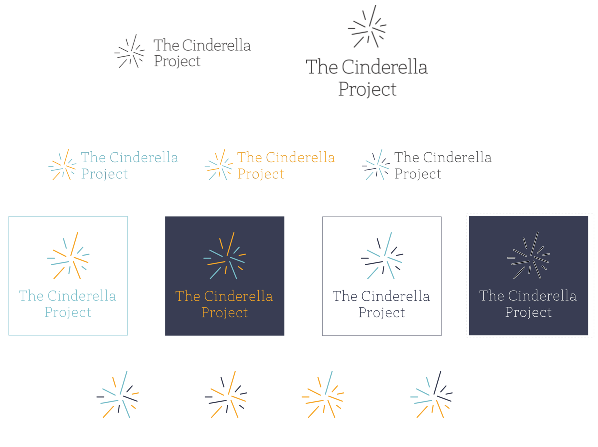 few lines about cinderella