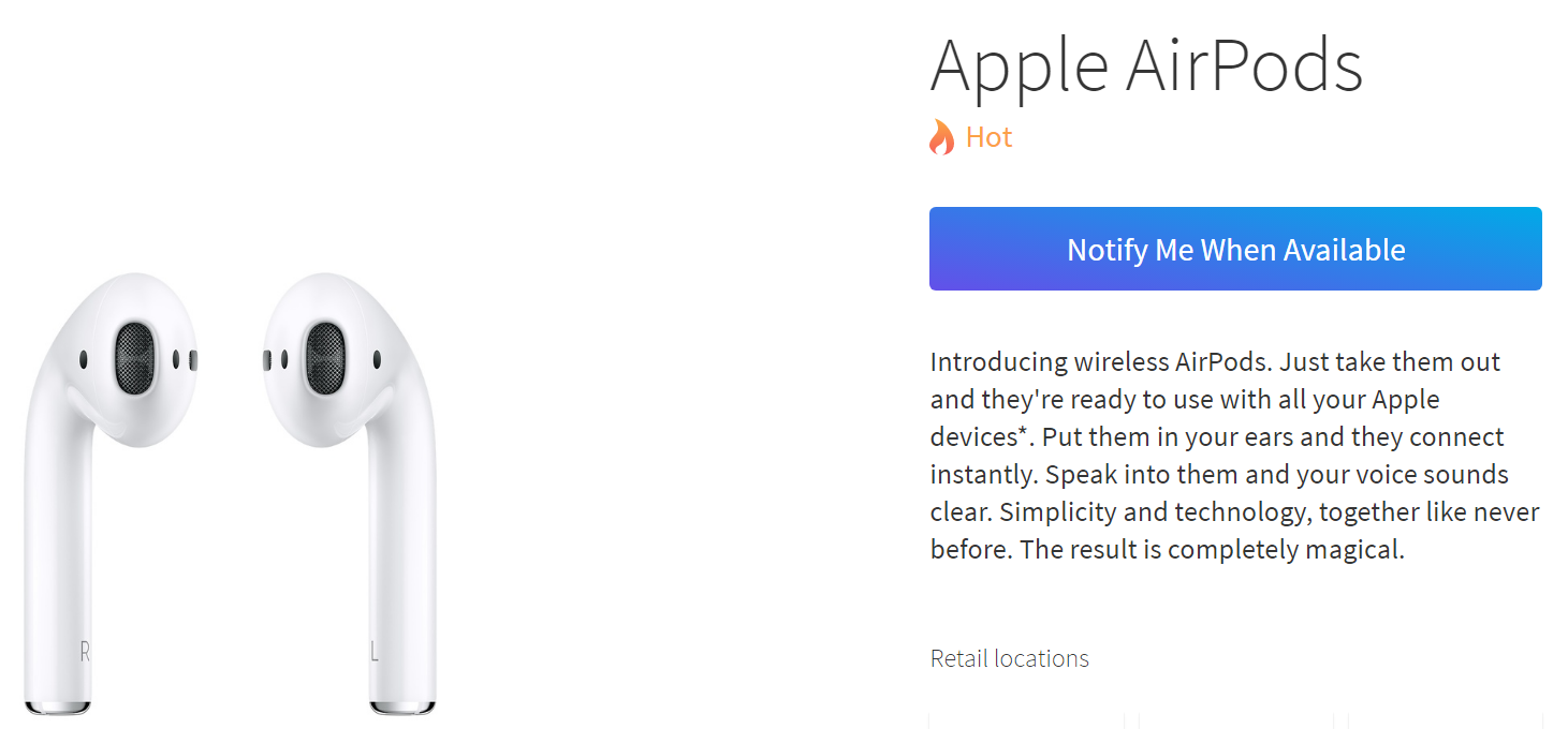 How You Get Sold Out AirPods Without Waiting For  Weeks - Us zip code aa