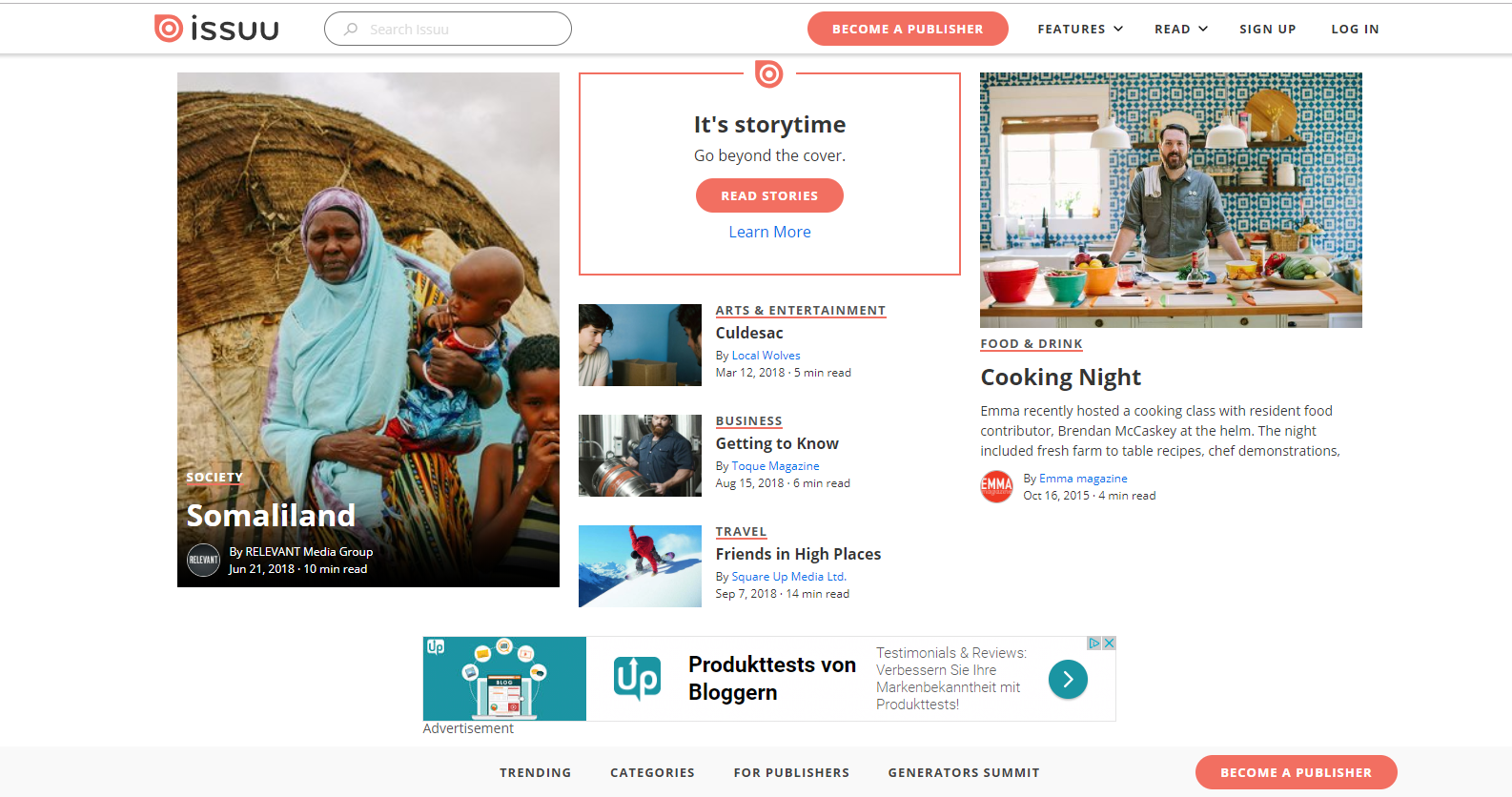 How to Create Online Magazine Free in Only 5 Steps