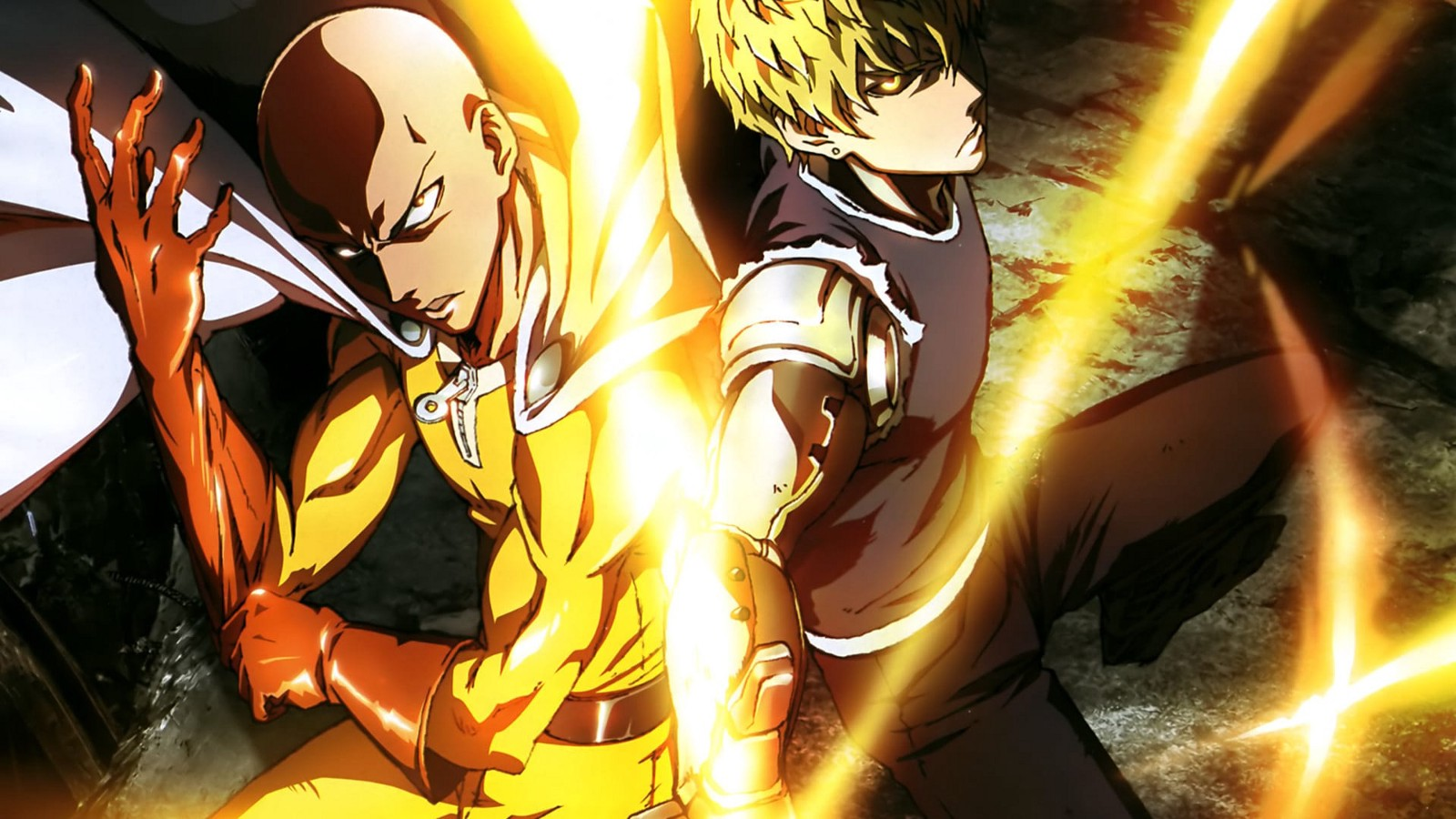 Anime one punch man season 2 ep 7 english subtitle