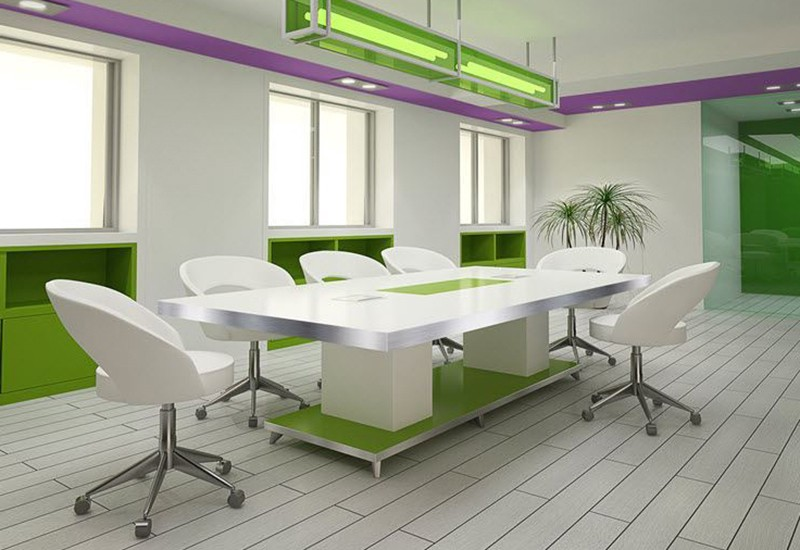 How To Choose The Conference Table Guide To Size Shapes - Conference table size guide