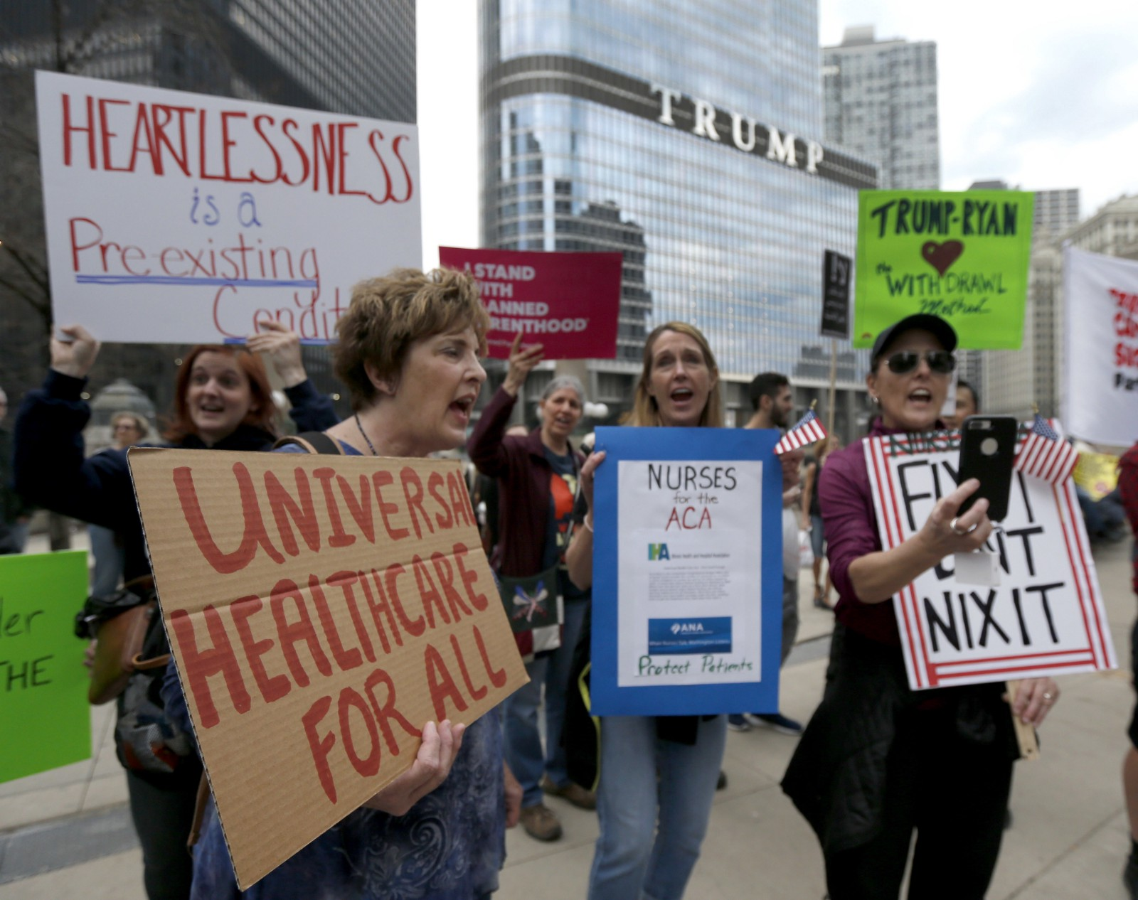 Reform movement joins advocacy groups urging rejection of Obamacare repeal