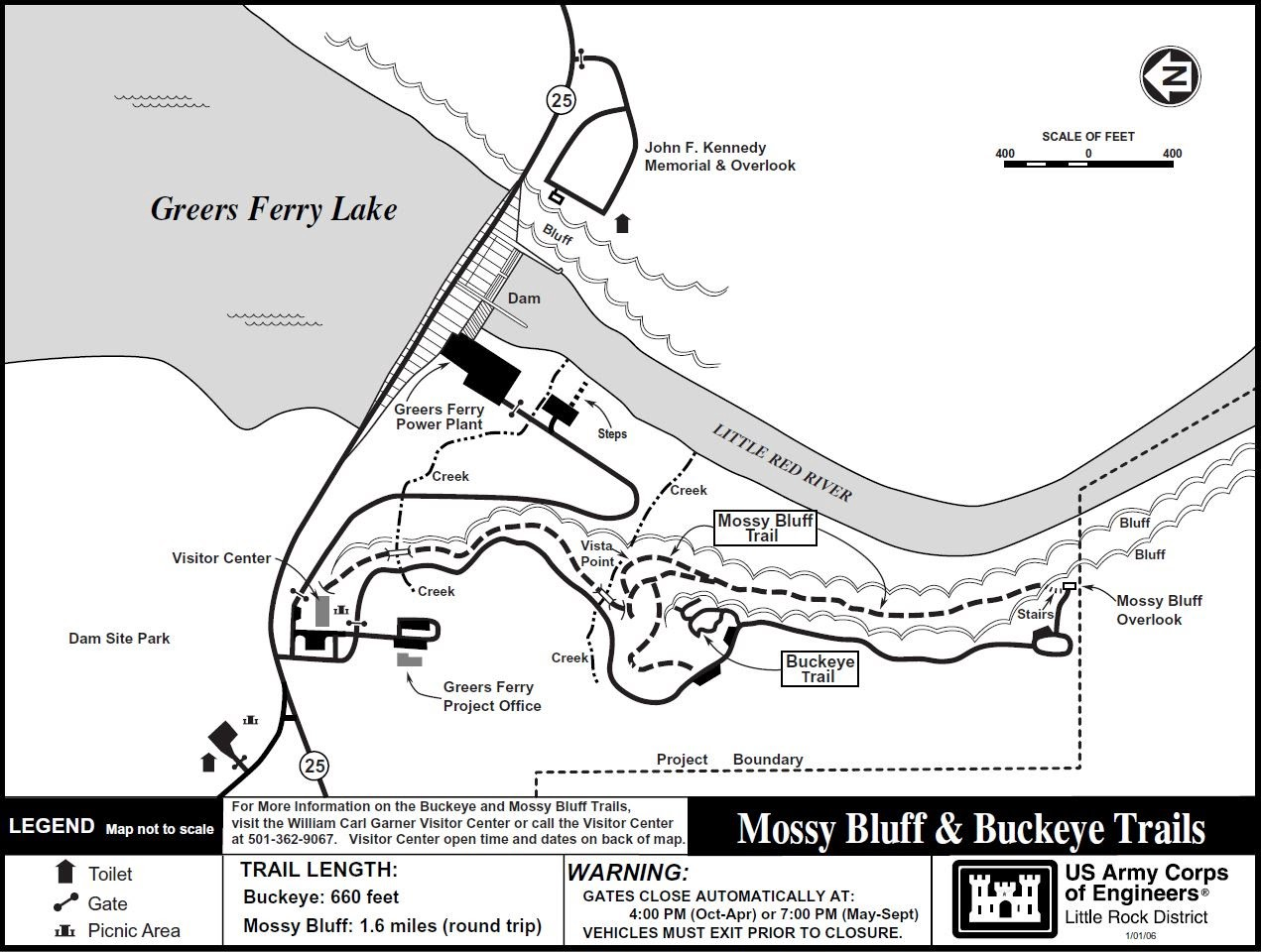 Mossy Bluff National Nature Trail – journal Geographica