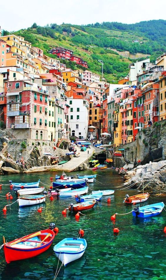 12 Most Colorful Cities In The World