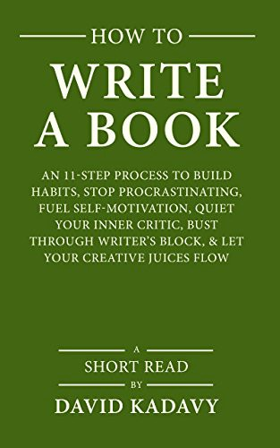 Help to write a book
