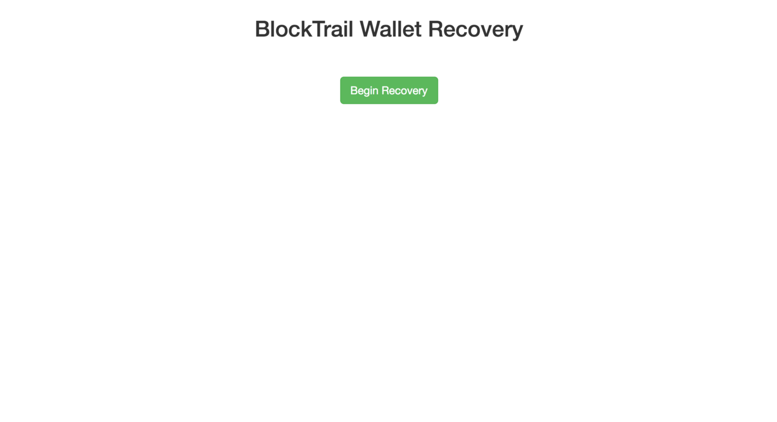 recover your wallet quick and easy the btc blog rh blog btc com yMail Mail Inbox yMail Mail Inbox