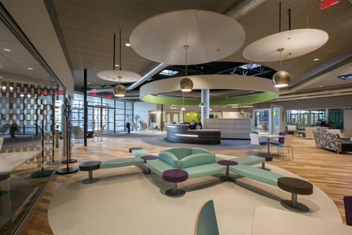 ECOT Offices By Nvironment, Columbus U2014 Ohio