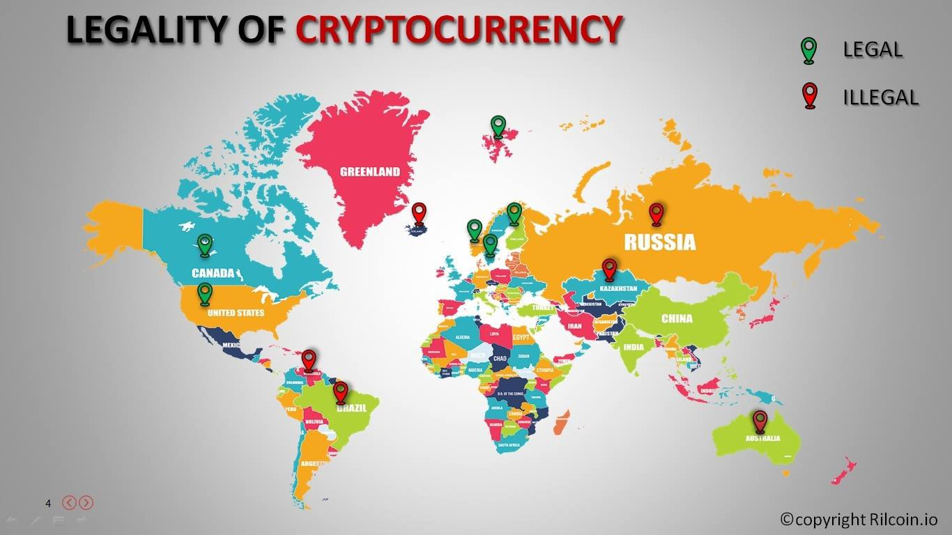 Cryptocurrency investments for blocked countries