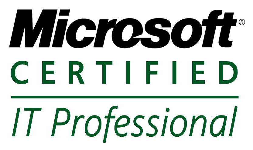 Microsoft Certified It Professional Certification Rooman