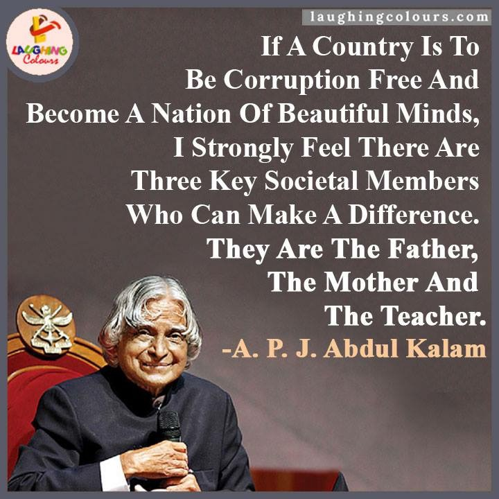10 Quotes From Apj Abdul Kalam That Can Change Your Life
