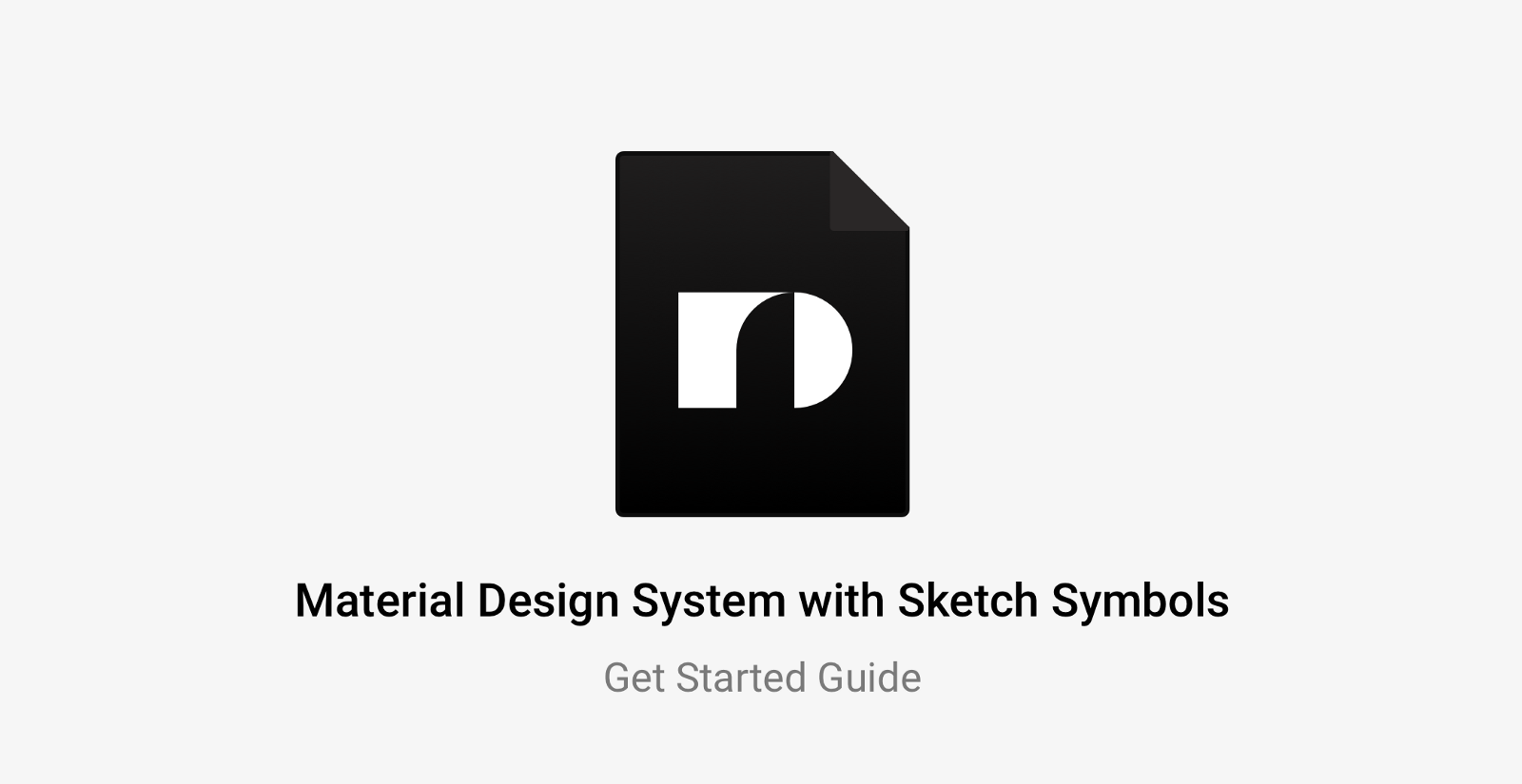 Material Design System With Sketch Symbols Design Sketch Medium