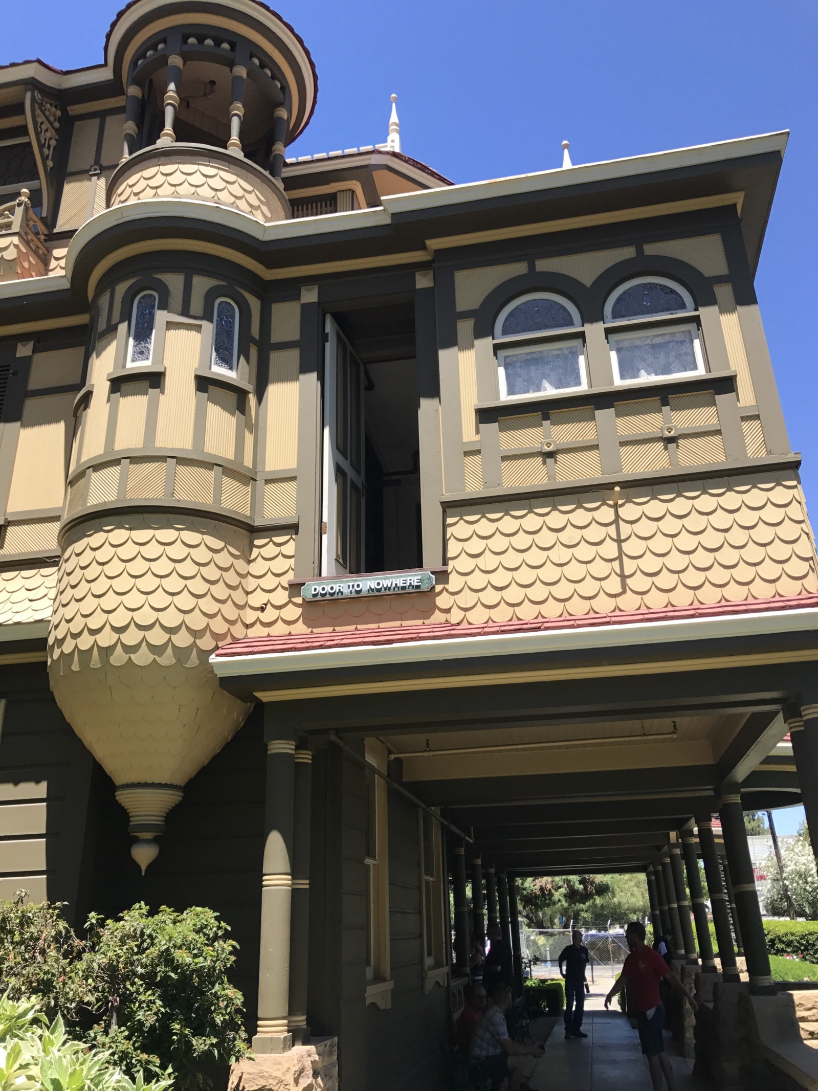 The Best and Worst Rooms in the Winchester Mystery House to Have