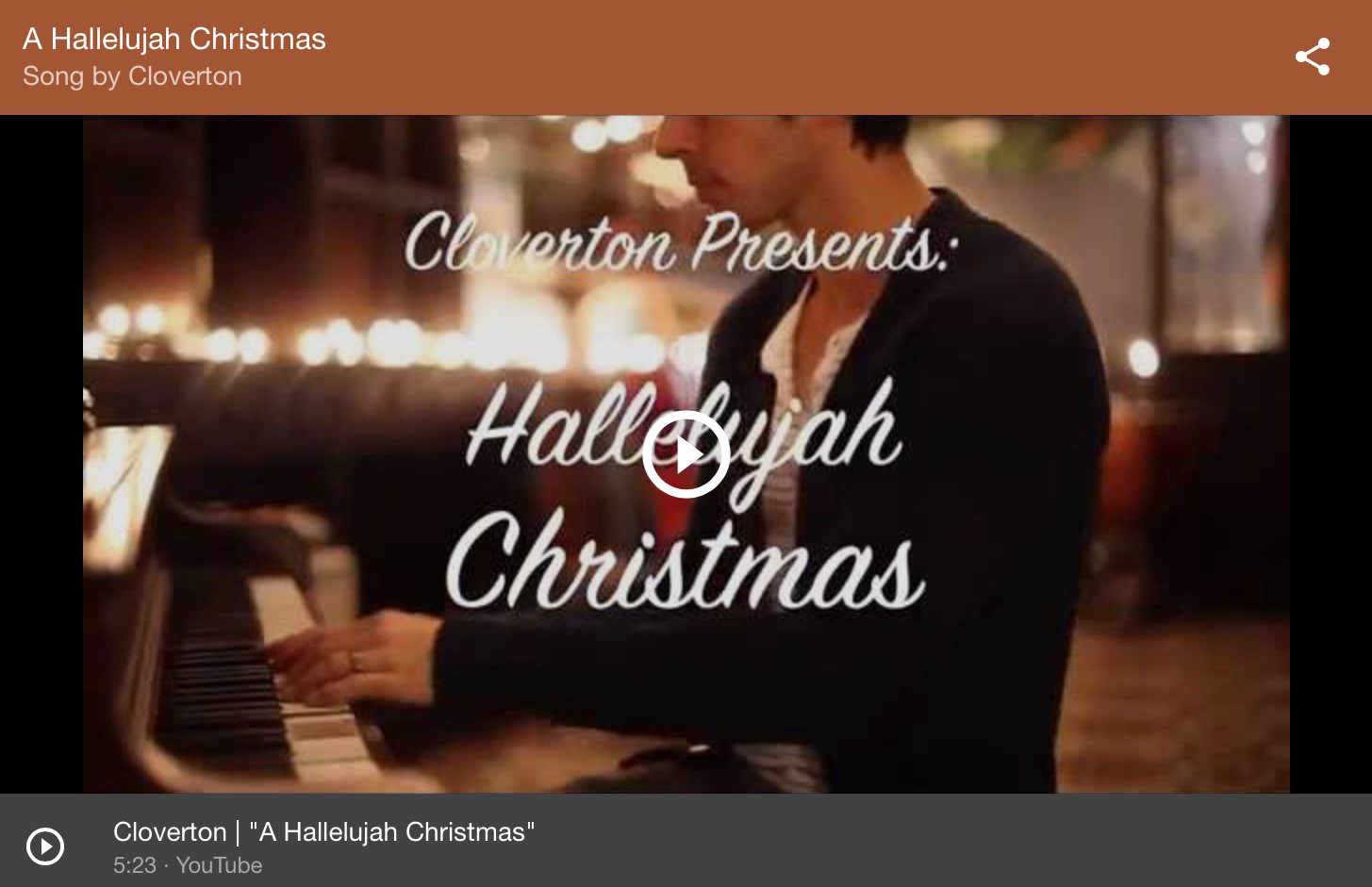 many who have wanted to record their own versions of the song have even rewritten the lyrics - Hallelujah Christmas Version