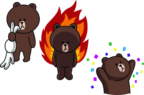 LINE stickers are just awesome – The Headline – Medium