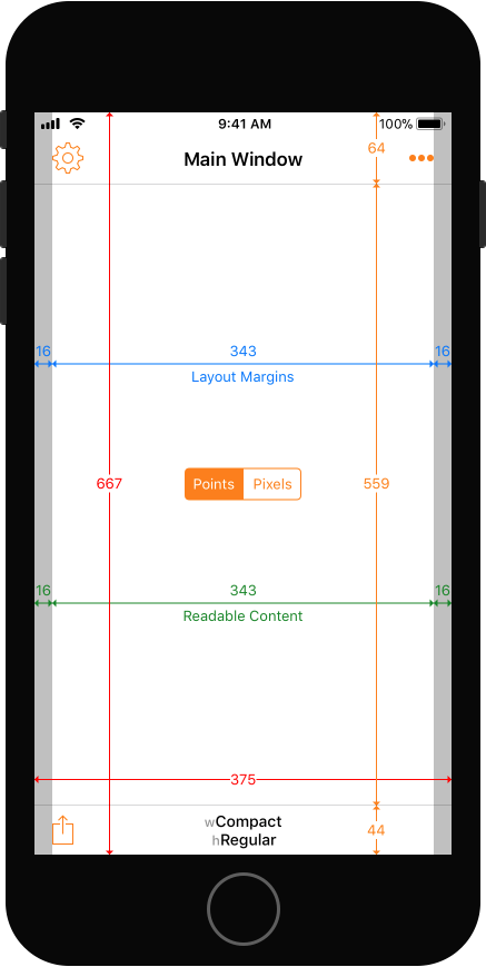 iphone screen dimensions how ios apps adapt to the iphone x screen size geoff 12275